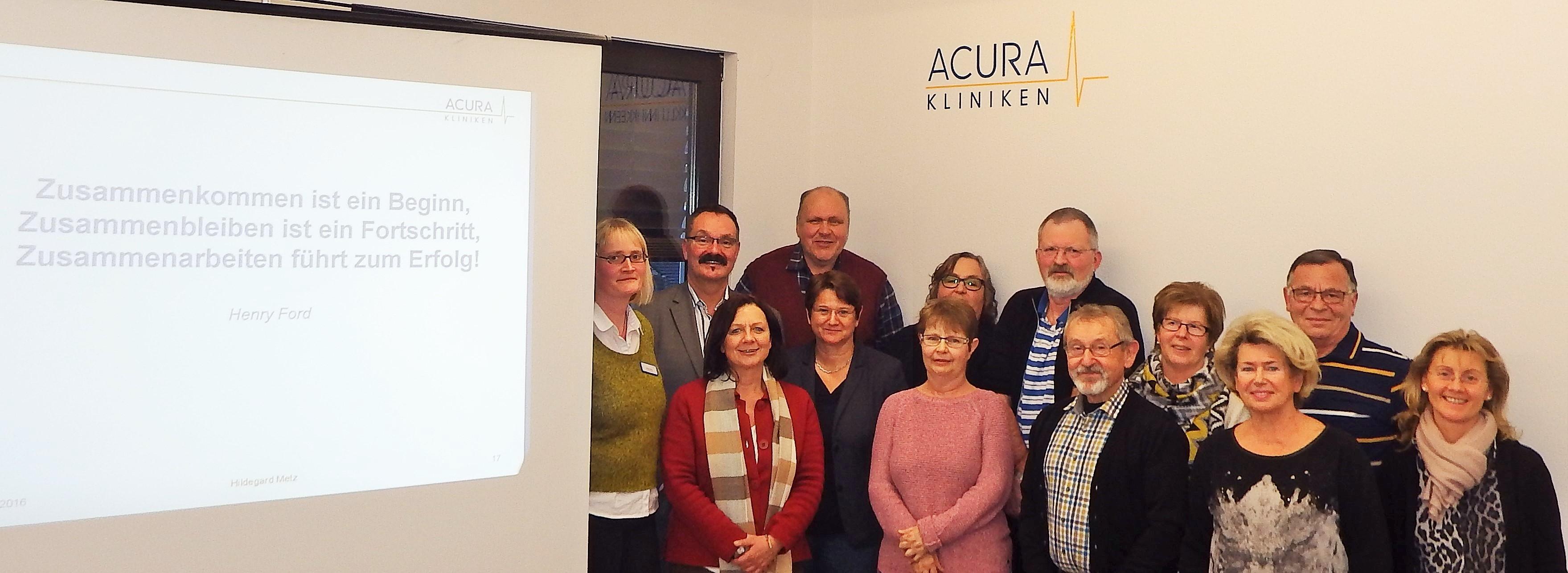ACURA-Kliniken-Rheinland-Pfalz-Qualitätszirkel-Selbsthilfefreundlichkeit