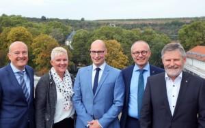 ACURA Kliniken Rheinland-Pfalz AG Führungswechsel Vieten neuer Vorstand Rheumazentrum
