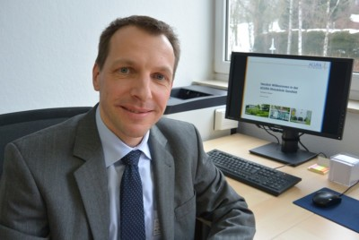 Mike Schuffenhauer Führungswechsel ACURA Rhoen-Klinik Gersfeld