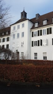 St. Franziskus Krankenhaus Eitorf (historischer Nebeneingang)
