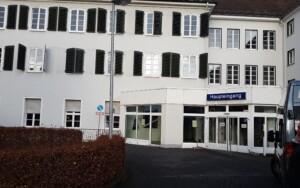 St. Franziskus Krankenhaus Eitorf (Haupteingang)