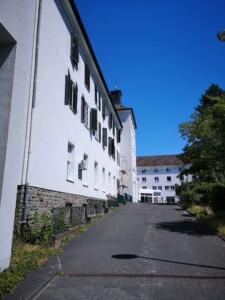 St. Franziskus Krankenhaus Eitorf (Seitenauffahrt)